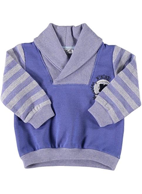 Zeyland Sweatshirt Mavi